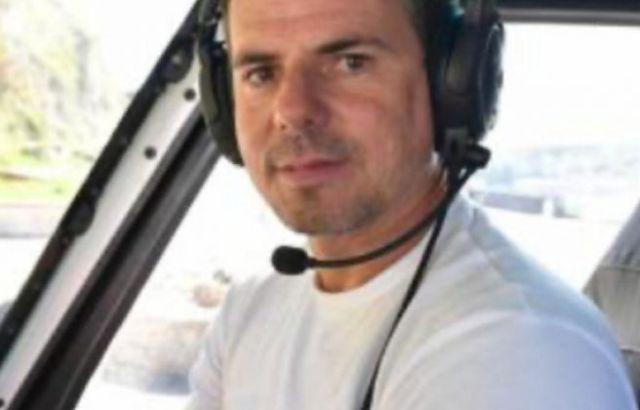 Haritz G.C. ha perdut la vida en l'accident d'helicòpter.