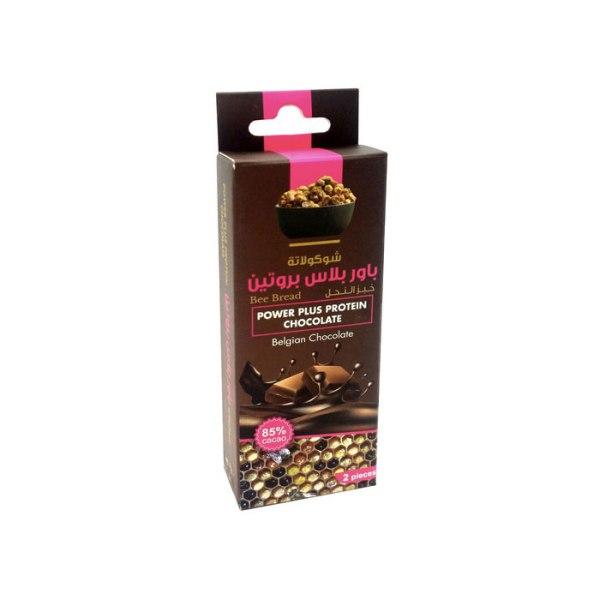 شوكولاتة باور بلاس بروتين (خبز النحل)