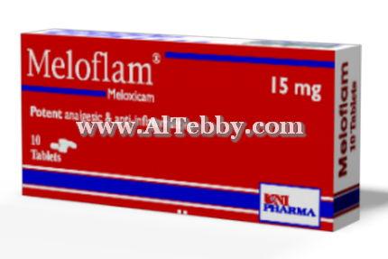 ميلوفلام Meloflam دواء drug