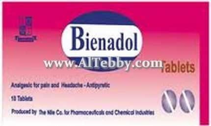 دواء drug بينادول Bienadol