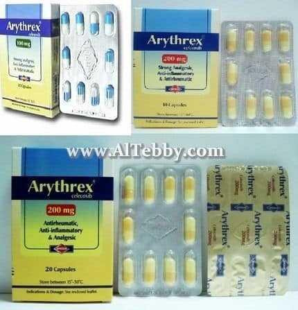 دواء drug أرثريكس Arythrex