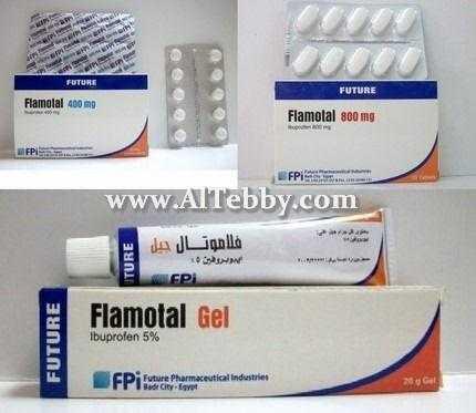 دواء drug فلاموتال Flamotal