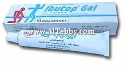 دواء drug ايبوتوب Ibutop