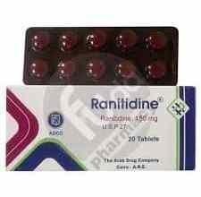 رانتدين Ranitidine