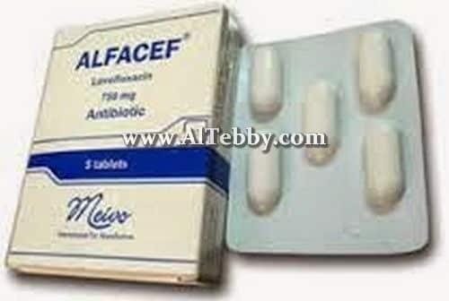 الفاسيف Alfacef دواء drug