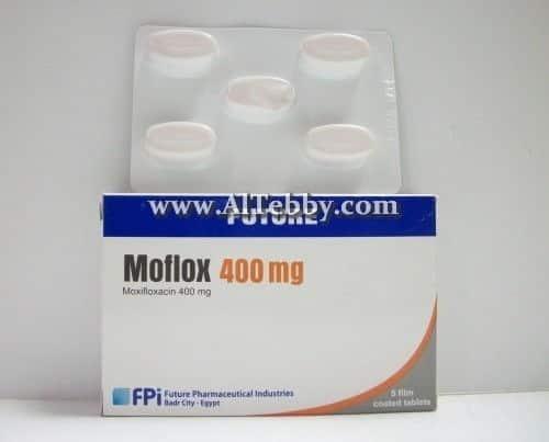 موفلوكس Moflox دواء drug