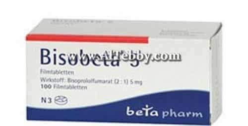 بيسوبيتا Bisobeta دواء drug