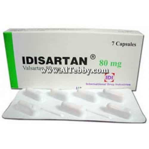 ايديسارتان Idisartan دواء drug