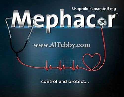 ميفاكور Mephacor دواء drug