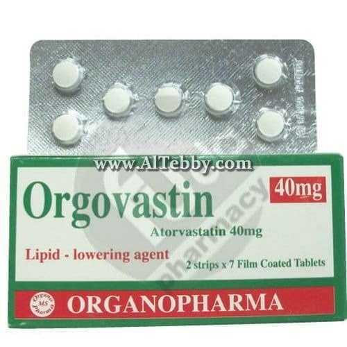 أورجوفاستين Orgovastin دواء drug