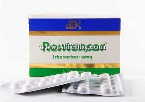 رينتنسار Rentensar دواء drug