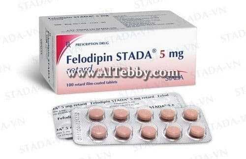 فيلوديبين ستادا Felodipin STADA دواء drug
