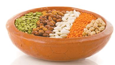 دراسة: تناول البقوليات يومياً يخفض الإصابة بسكر النوع الثانى بنسبة 35%