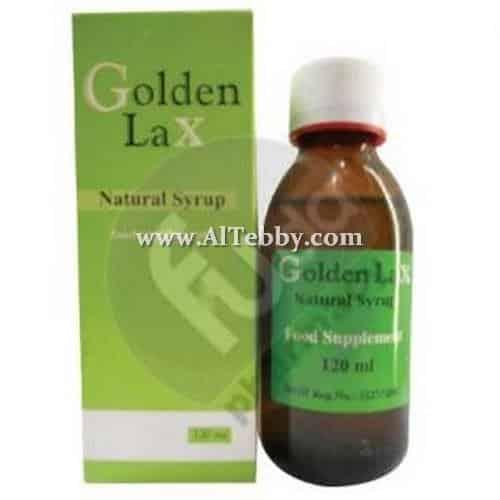 جولدن لاكس Golden Lax دواء drug