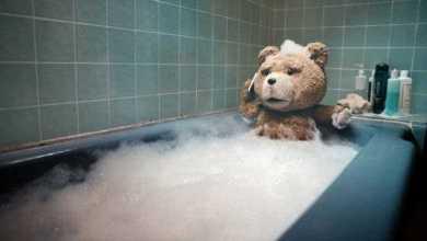 حمام دافئ يوازي دقيقة من المشي