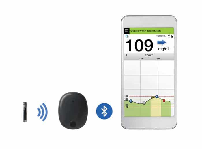 قياس سكر الدم باستمرار