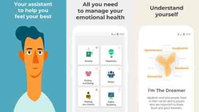 تطبيق Youper للتشخيص من خلال الذكاء الاصطناعي - AI Therapy