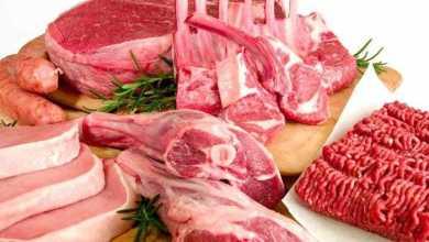 تناول اللحوم الحمراء