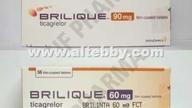 drug Brilique