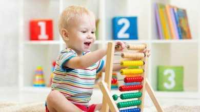 التطور العصبي والمعرفي للطفل