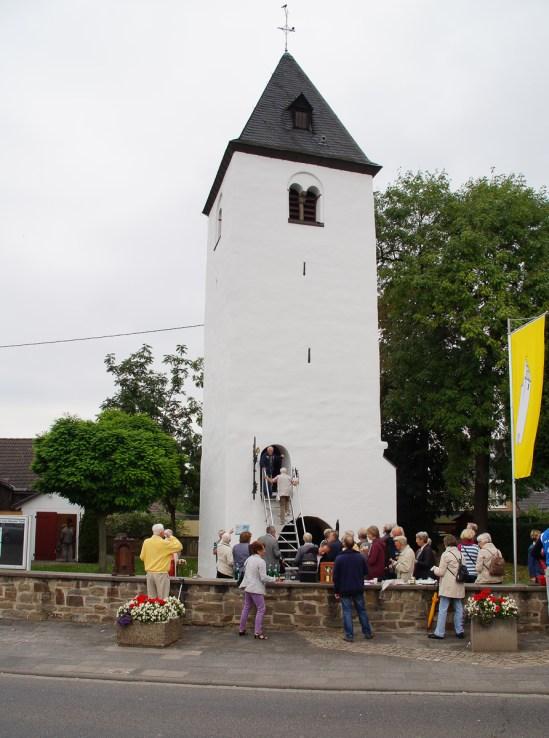 Turmbesichtigung