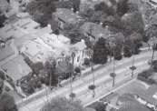 Arial view of Nicole Simpson's Home