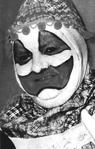 Gacy the creepy clown