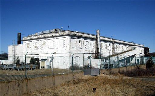 Building 257 on Plum Island