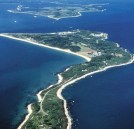 Plum Island from the Air
