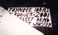 NYC Toynbee on 35th and 3rd