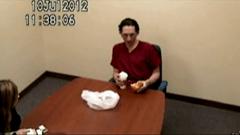 Interrogation of serial killer Israel Keyes