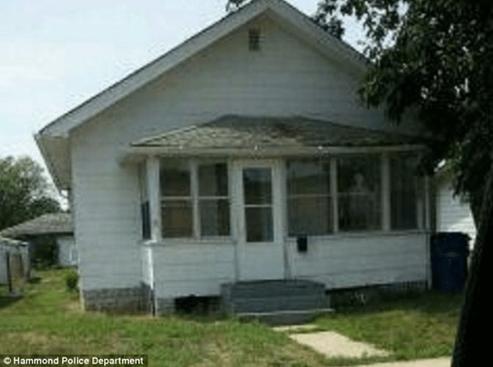 The Ammons Family Home - site of the demonic possessions