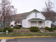 Home at 503 2nd Street where Christina Lee White was last seen