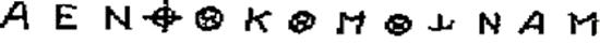 "Zodiac Killer's ""My name is"" cipher"