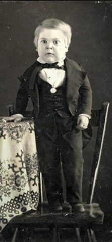General Tom Thumb (Charles Sherwood Stratton)