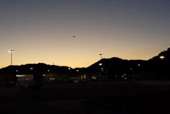 """""""Butterfly-UFO"""" near New Boston, Ohio"""