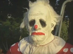 Wrinkles the Clown - hire him to terrify your misbehaving child
