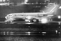 The Boeing airplane that D.B. Cooper skyjacked