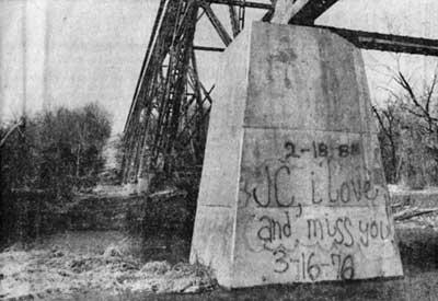 Pope Lick Bridge Louisville Kentucky