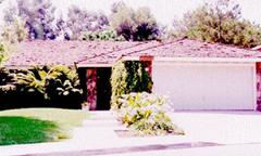 Janelle Lisa Cruz home in Irvine, Orange County, California