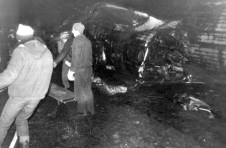 Bodies removed from crashed Aeroflot Flight 6502