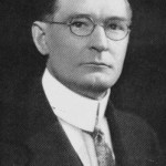 William Delbert Gann, or WD Gann, in his later years