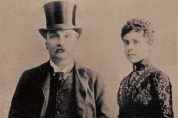 James Maybrick and his wife Florence Maybrick