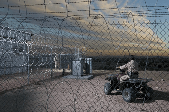 Bigelow Aerospace Security fence