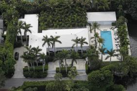 Jeffrey Epstein's Palm Beach home