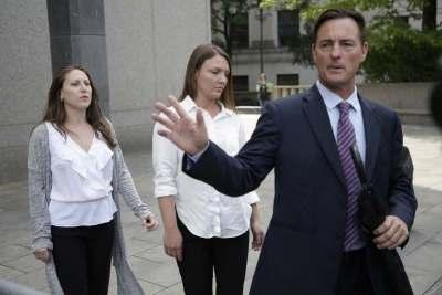 Jeffrey Epstein Victims Michelle Licata and Courtney Wild