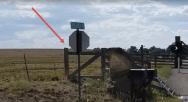 Jeffrey Epstein New Mexico Ranch - mysterious radio/satellite equipment on property