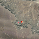 Jeffrey Epstein New Mexico Ranch - satellite view medium
