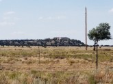Jeffrey Epstein New Mexico Ranch - West view
