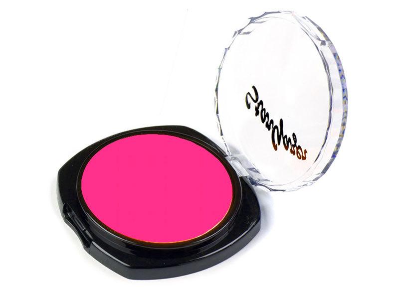 Flourescent Eye Shadow - Rose Pink